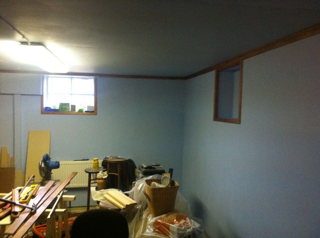 Inbyggnad källare  (6)
