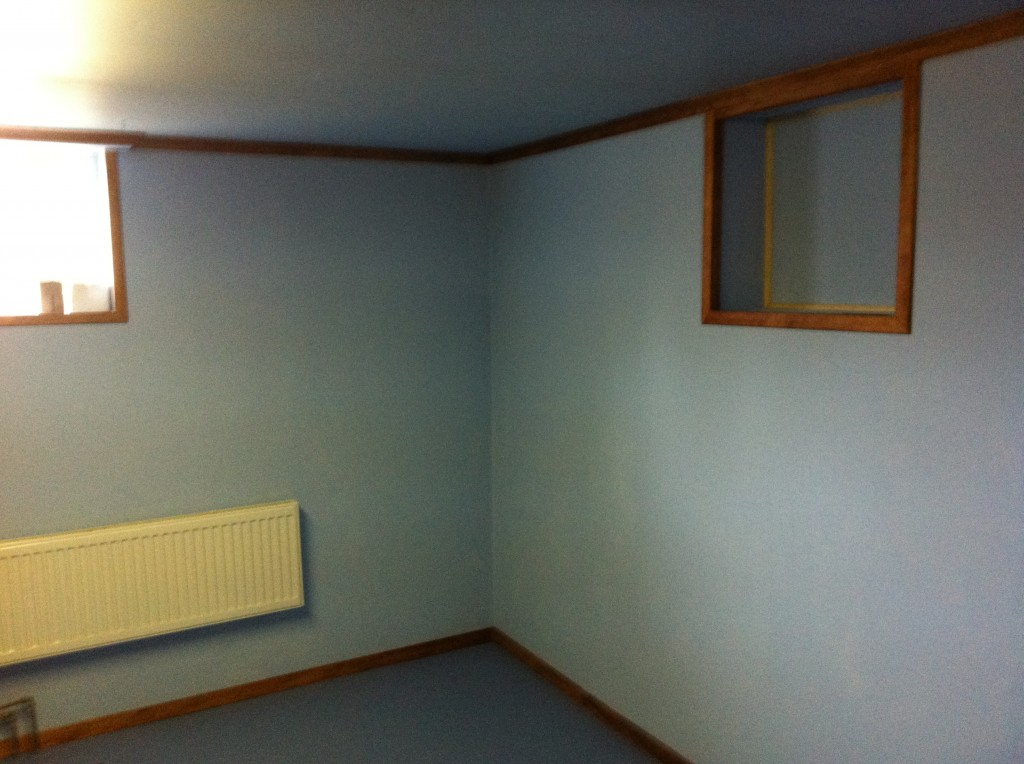 Inklädnad källare (2)