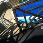 Inbyggnad pool etapp 1