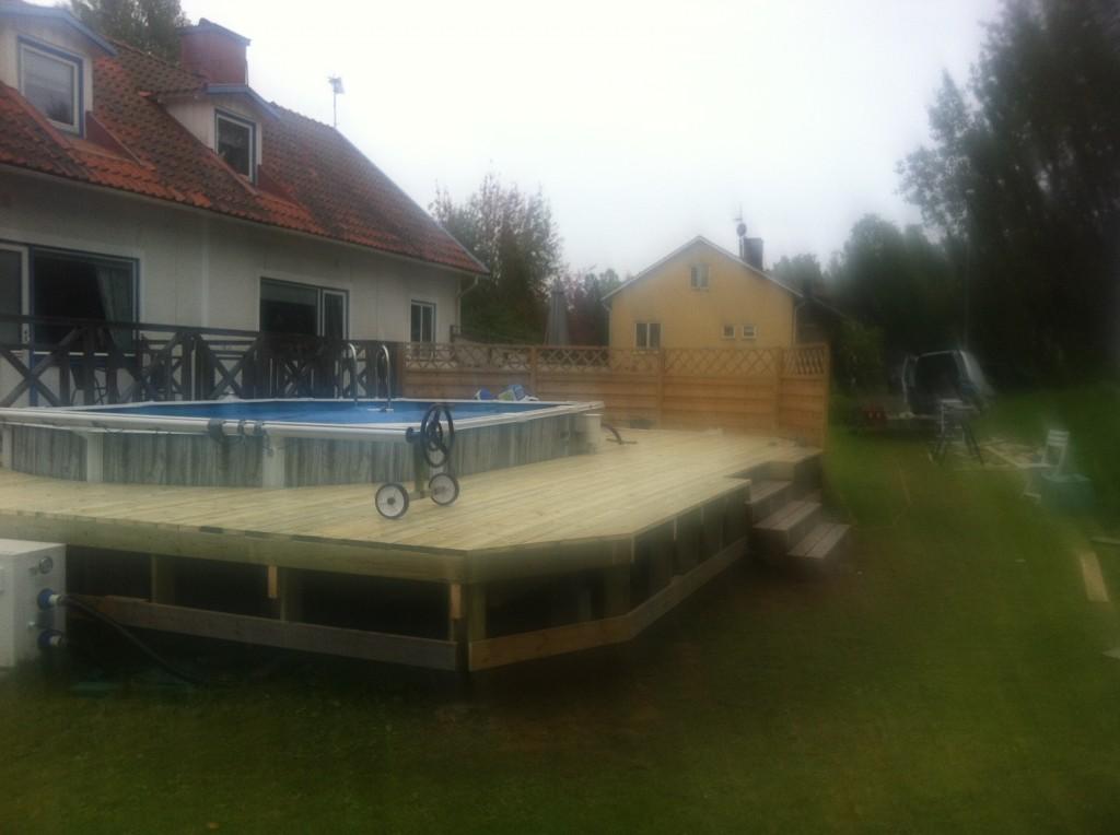 Inbyggnad pool 1