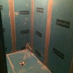 Nytt badrum - tätskikt