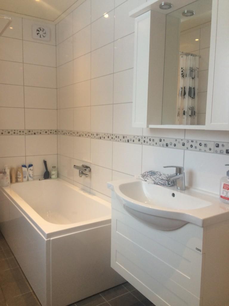 Nytt badrum klart