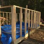 Utbyggnad sommarstuga